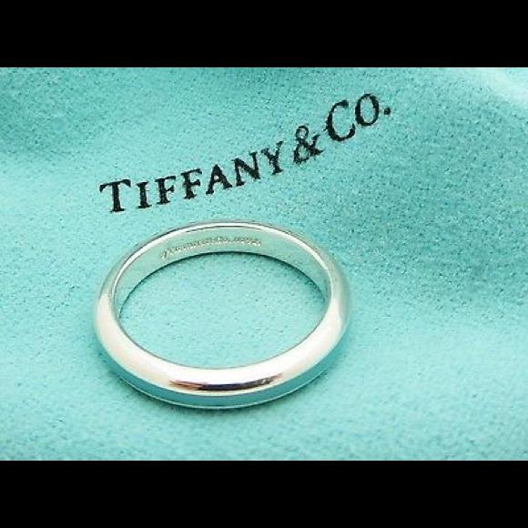 f9cc3b4fa Tiffany & Co. Jewelry | Tiffany And Co Sterling Silver Blue Enamel ...